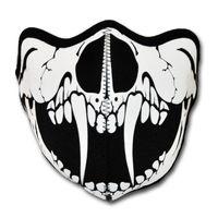 WINDMASK Neopren Halbgesichtmaske ohne Nasenbügel - #107