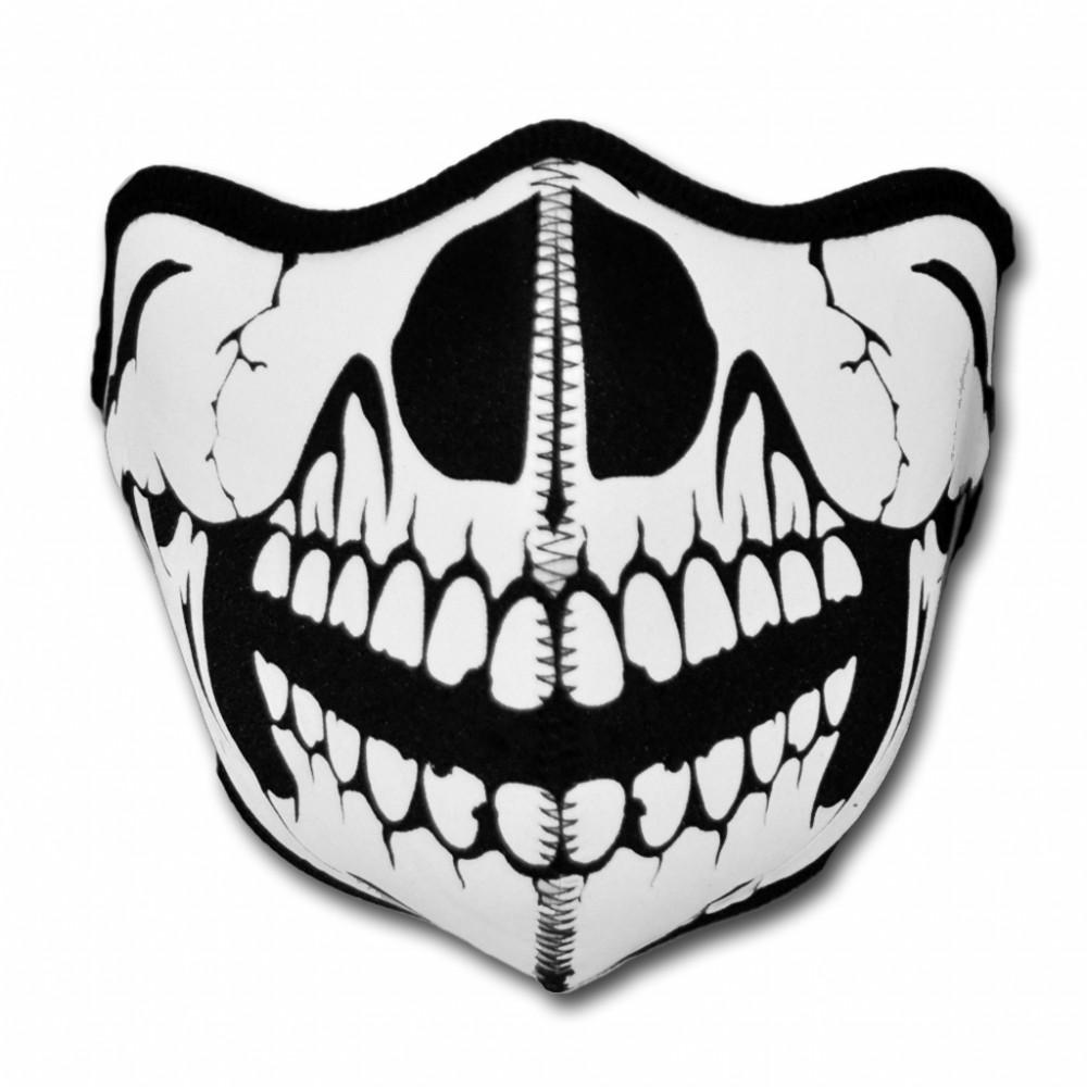 WINDMASK Neopren Halbgesichtmaske ohne Nasenbügel - #110