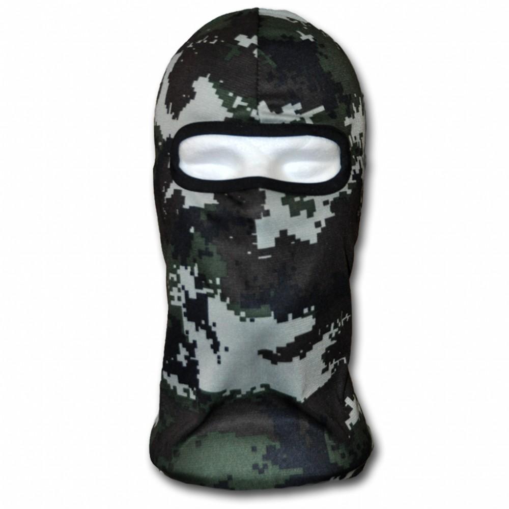WINDMASK Sturmhaube  - Camouflage