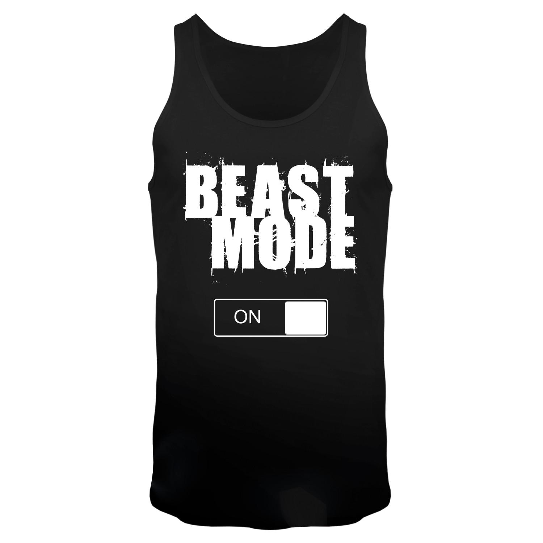 Beast Mode - Männer Tank Top