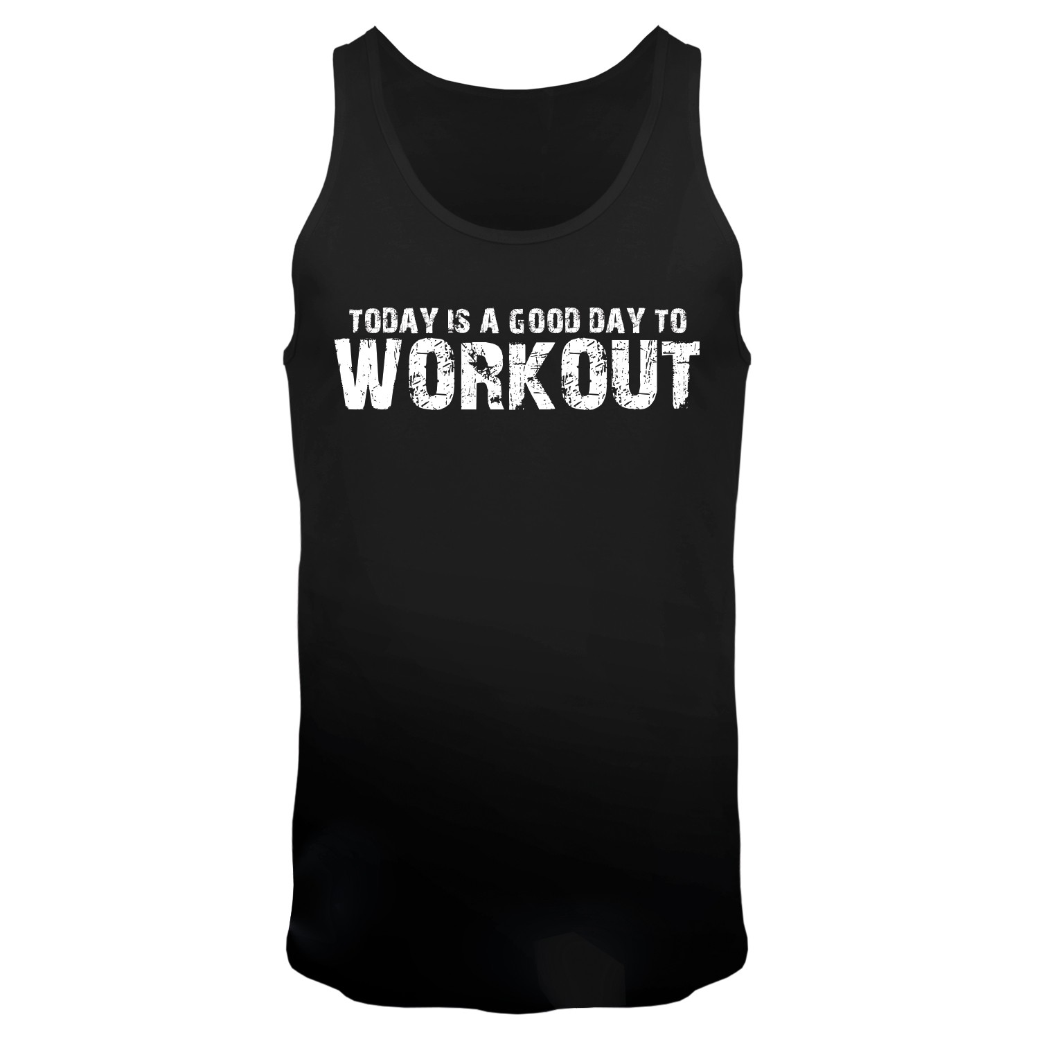 Today Is A Good Day To Workout - Männer Tank Top