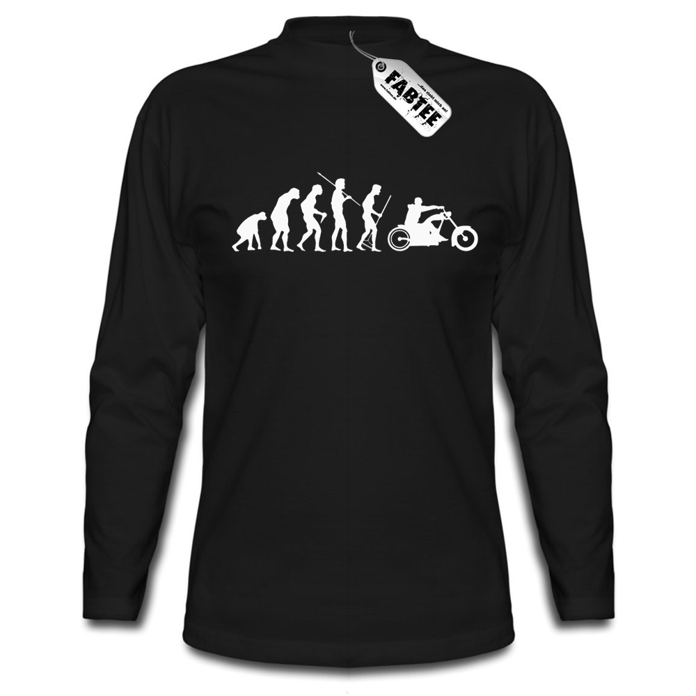 Evolution Chopper - Männer Longsleeve