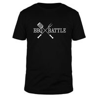 BBQ Battle - Männer T-Shirt