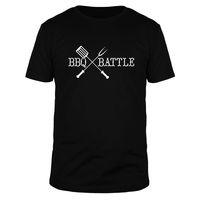 BBQ Battle - Männer T-Shirt