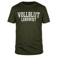 Vollblut Landwirt - Männer T-Shirt