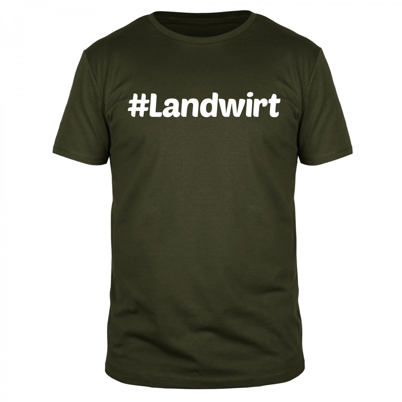 #Landwirt - Männer T-Shirt