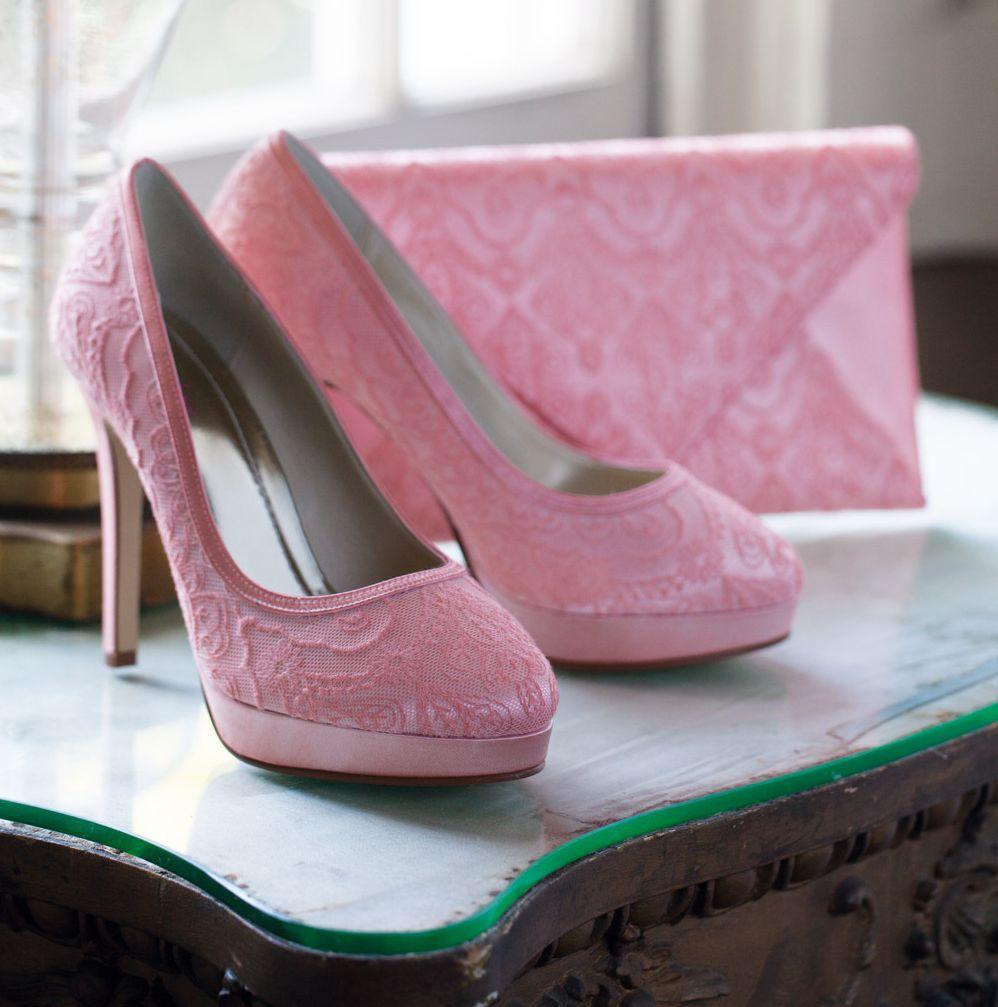 Einfarbeservice Rainbow Club Schuhe Brautschuhe