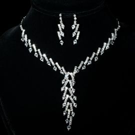 Strass Collier Damara 001