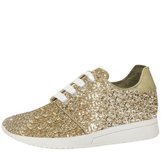 Braut Sneaker Lizzi Gold