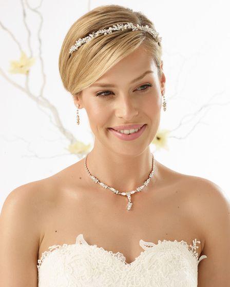 Hochzeit Haarschmuck Für Die Moderne Braut Passendes Für Jede Frisur