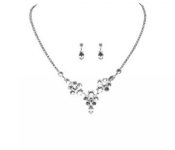 Brautschmuck set schlicht  Halsketten - Colliers im Hochzeit online Shop günstig kaufen