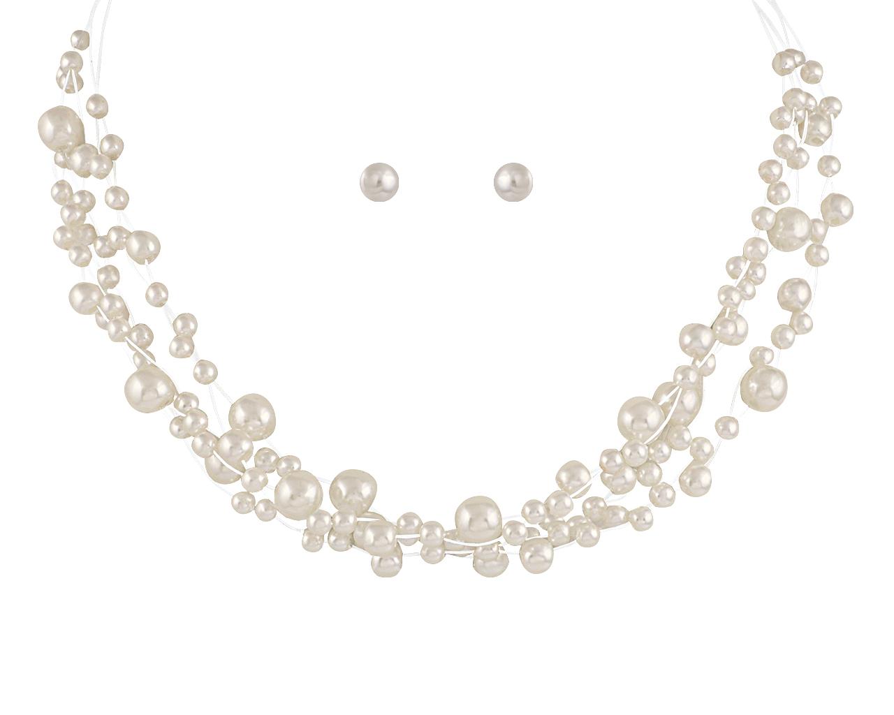 Perlen Schmuckset Maren