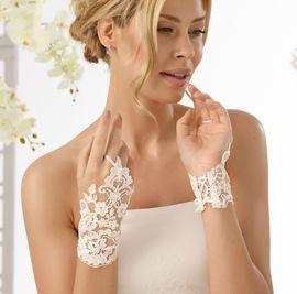 Brauthandschuhe Verena