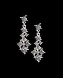 Kristall Ohrringe 001