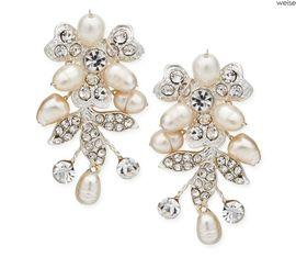 Perlen Ohrringe 001