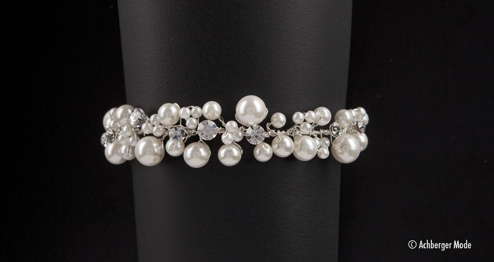 Perlenarmband  Achberger Perlen Armband Armbänder Armbänder Perlen