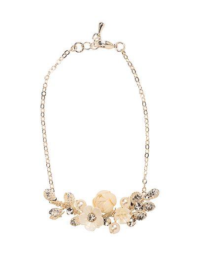 Blüten Armband