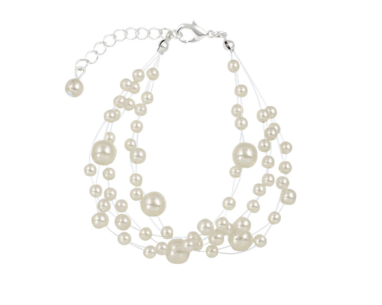Perlen Armband Alessia