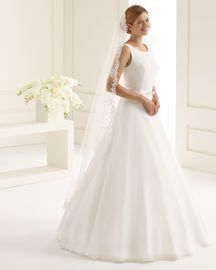 Brautschleier Thalia Länge 170 cm; einstufig