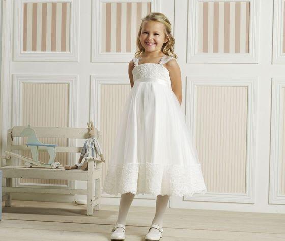 Lilly Blumenmädchen-Kleid