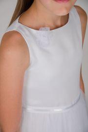 Bian Corella Kommunionkleid Jara (regular fit) - weiß