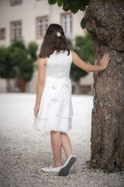 Monny Kommunionkleid 2021 No. 24 – Weiß