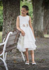 Monny Kommunionkleid 2021 No. 25 – Weiß