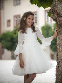 Monny Kommunionkleid 2021 No. 28 – Weiß