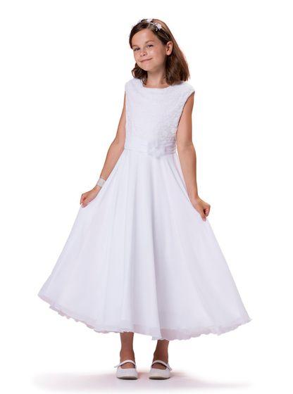 Bian Corella Kommunionkleid 520090 (regular fit)  – Weiß
