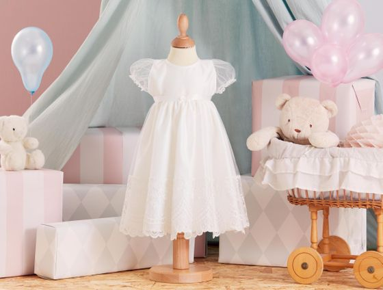 Lilly Babykleid Clara