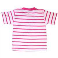 Ebi & Ebi Baby - Papa / Mama is the Best - Bekleidungsset(2 teilig) Set - Jungen Mädchen - Blau oder Pink Bild 4