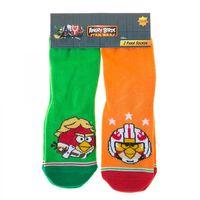 2 Paar Angry Birds Socken - Jungen, Unisex Star Wars | bunte Muster 003