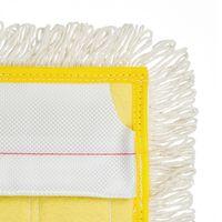 AVET Poly Slip 50 Microfaser Wischmop Bezug mit Wasserspeicher 50 cm lang Premium-Line 007