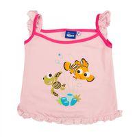 Disney´s Findet Nemo Schlafanzug(2 teilig) Set - Mädchen - Rosa Bild 3