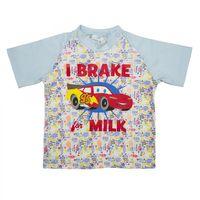 Disney´s CARS Bekleidungsset(2 teilig) Set I brake for milk - Jungen Mädchen - Blau Bunt 003