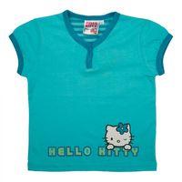 Hello Kitty T-Shirt Top Mädchen oder Jungen | kurzarm | Pink oder Blau 001