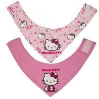 Hello Kitty oder Schlümpfe Baby Bandana Halstuch Dreieckstuch Lätzchen Mädchen Jungen  001