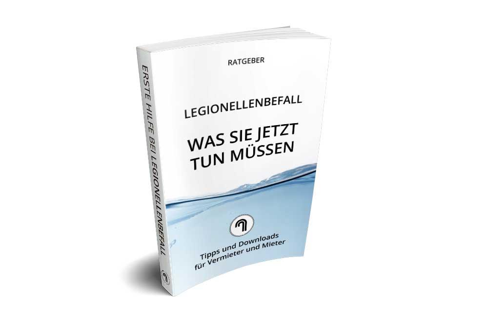 Gratis Ebook Ratgeber zum Legionellenbefall