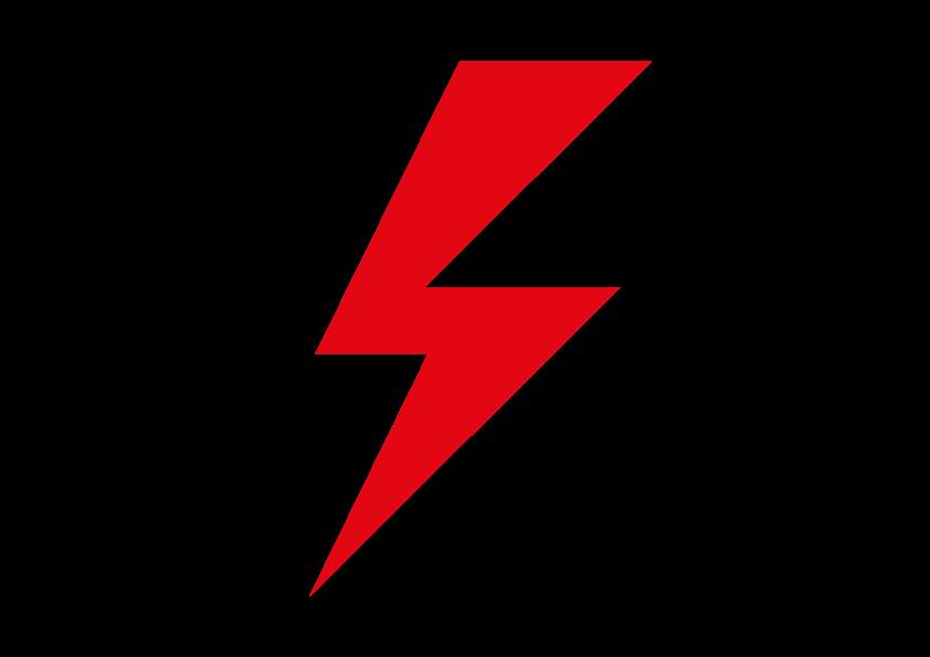 Niederdrucksysteme - Erkennung durch roten Blitz
