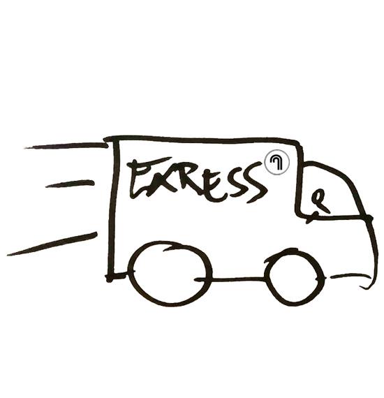 Express-Versand Legionellenfilter