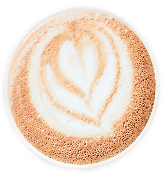 Leckerer Cappuccino dank Filterwasser