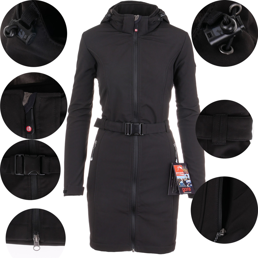 killtec damen jacke softshell