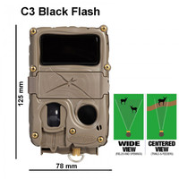 Wildkamera Cuddeback C3 - Long Black Flash