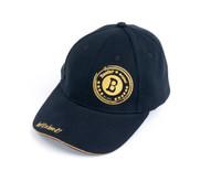 Base Cap schwarz mit Logo