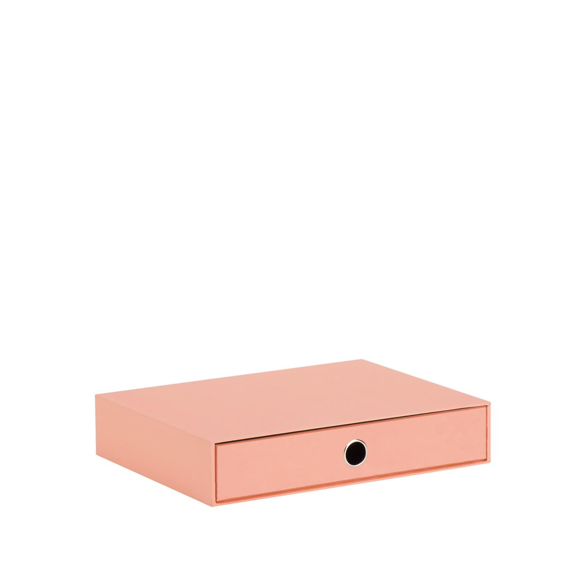Büro Aufbewahrung rössler schubladenbox für din a4 aufbewahrung büro fresh salmon