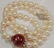 Süsswasser Zucht-Perlen Kette