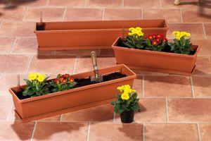 5er Set Bewässerungskasten Aqua-Toscana mit Untersetzer Sparpaket – Bild 3