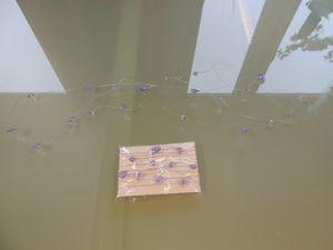 2 St. Perlendraht Dekodraht 200 cm – Bild 3
