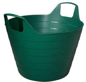 Flexikorb Einkaufskorb Wäschekorb Gartenkorb 45 cm mit Griffen – Bild 1