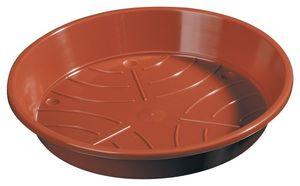 20er Set Untersetzer Standard 21 cm in verschiedenen Farben Sparpaket – Bild 1